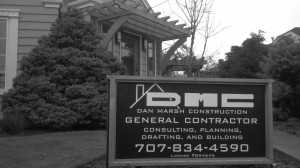 Image of Humboldt General Contractor Sighn