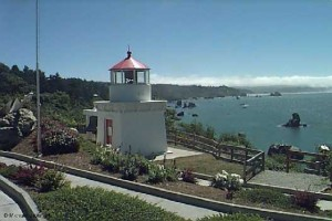 Image Of Trinidad Light House